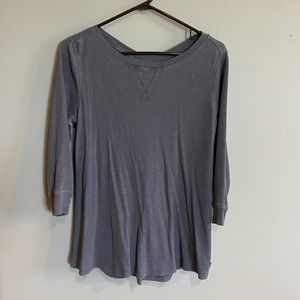 Calvin Klein 3/4 Sleeve Performance Shirt